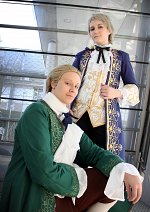 Cosplay-Cover: Ludwig - Germany [Ball Gown]