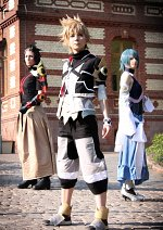 Cosplay-Cover: Ventus (Birth by Sleep)
