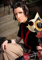 Cosplay-Cover: Terra (Birth by Sleep)