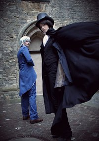 Cosplay-Cover: Count Cain C. Hargreaves