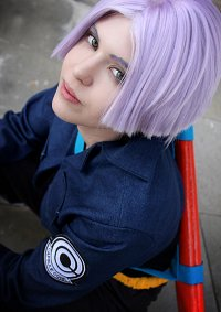 Cosplay-Cover: Future Trunks