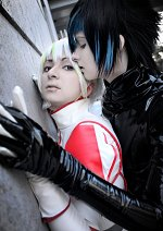 Cosplay-Cover: Abel (whitesuit)