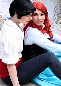 Cosplay-Cover: Prinz Eric [Arielle]