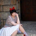 Cosplay: Sumeragi Hokuto ~ Polkadot Princess [Fanart]