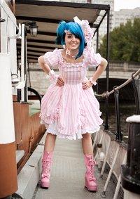 Cosplay-Cover: Yuuki Sato (OTT Sweet Pirate Queen)
