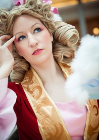 Cosplay-Cover: Marie Antoinette
