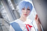 Cosplay-Cover: Rei Ayanami • 綾波レイ