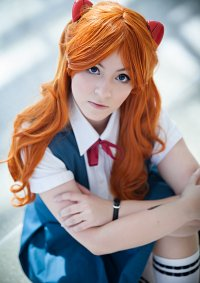 Cosplay-Cover: Asuka Soryu Langley