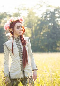 Cosplay-Cover: Inquisitor Lavellan [Skyhold]