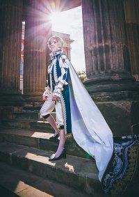 Cosplay-Cover: Prinz Sapphire - Sakizou