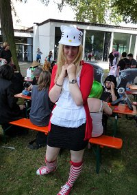 Cosplay-Cover: Rio (Hello Kitty to Issho!