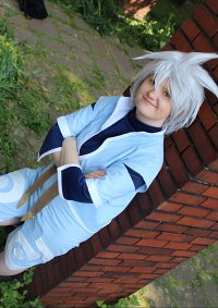 Cosplay-Cover: Genis Sage