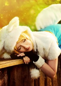 Cosplay-Cover: Eli Ayase [Animal]