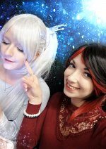 Cosplay-Cover: Ruby Rose (Casual Christmas)