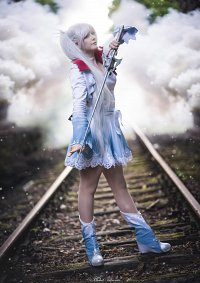 Cosplay-Cover: Weiss Schnee (2018)