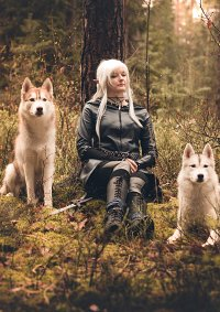 Cosplay-Cover: Elfe