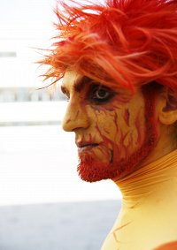 Cosplay-Cover: Feuer
