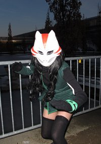 Cosplay-Cover: Cheshire