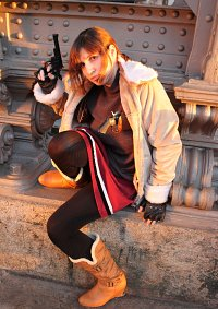 Cosplay-Cover: Revy (Winteroutfit)