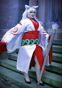 Cosplay-Cover: Amaterasu