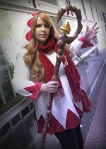 Cosplay-Cover: white mage