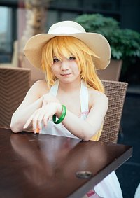 Cosplay-Cover: 【忍野忍】Ooshino Shinobu
