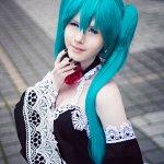 Cosplay: Hatsune Miku ❀ Cantarella ❀