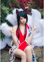 Cosplay-Cover: Ahri [Pool Party]