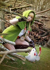 Cosplay-Cover: Linkle [Hyrule Warriors]