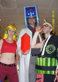 Cosplay-Cover: Curly Brace [Cave Story]
