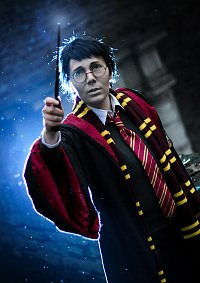Cosplay-Cover: Harry Potter