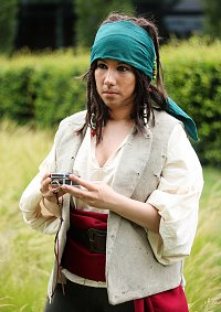 Cosplay-Cover: Young Jack Sparrow [PotC 5]
