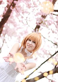 Cosplay-Cover: Sakura-hime ~*~White Dress~*~
