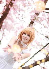 Cosplay-Cover: Sakura-hime ~*~White Dress~*~
