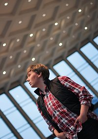 Cosplay-Cover: Rory Williams