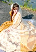 Cosplay-Cover: Elizabeth Swann (Wedding Dress)