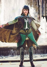 Cosplay-Cover: Galdor of the tree