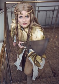 Cosplay-Cover: Galadriel (Concept Art)