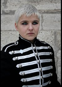 Cosplay-Cover: Gerard Way (My Chemical Romance - Black Parade)
