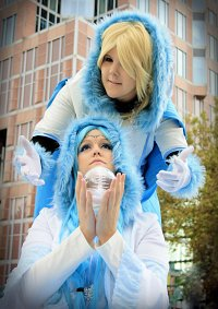Cosplay-Cover: Princess of Ice and Snow