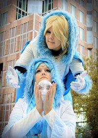 Cosplay-Cover: PRiNCE OF iCE & SNOW