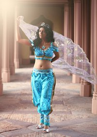 Cosplay-Cover: Jasmin (Disney's Aladdin - Musical Version)