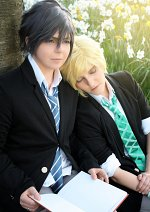 Cosplay-Cover: Prompto Argentum [Brotherhood/Highschool Version]