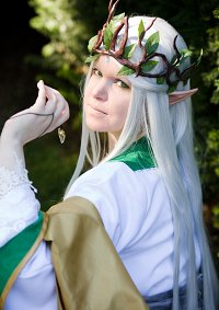 Cosplay-Cover: Yggdrasil