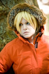 Cosplay-Cover: Kenny McCormick