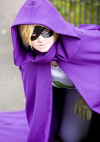 Cosplay-Cover: Mysterion   Kenny McCormick