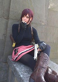 Cosplay-Cover: Revy - Winter Edition