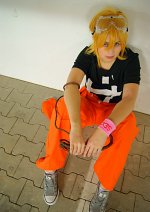 Cosplay-Cover: Dino [Jumpsuit]