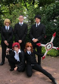 Cosplay-Cover: Vincent