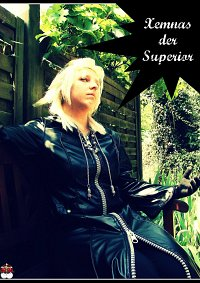 Cosplay-Cover: Xemnas - Superior [Organisation XIII]